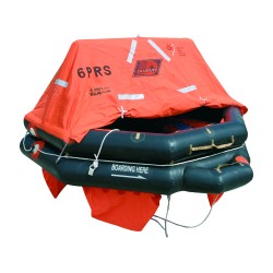 Duarry Challenger 6 Person Liferaft