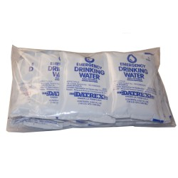 Lifeboat/raft Drinking Water sachet 1.5ltr MCA / USCG