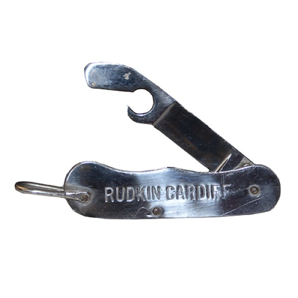 Rudkin Stainless Steel Knife